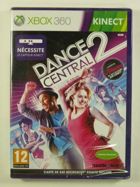 DANCE CENTRAL 2 KINECT X360 PAL-FR NEW/ NEUF