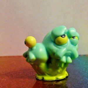 Flush Force Series 1 #1 FLY SQUATTER Blue Mini Figure Mint OOP