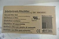 Rittal Sk 9963655 Type 12 Fan And Filter Enclosure For Ac Unit In Box