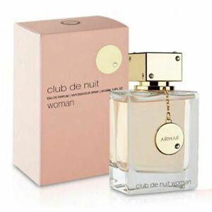Eau-De-Tolette-Armaf-Club-De-Nuit-Intense-3-6-Oz-Spray-Perfume-For-Women-RG