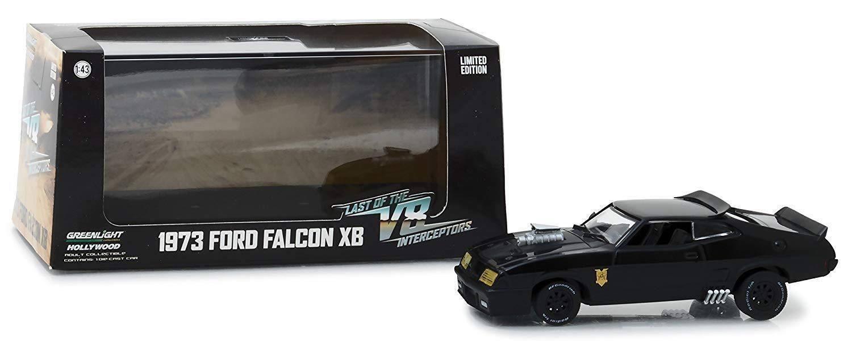Voiture Mad Max FORD Falcon XB XB XB V8 Interceptor 1973 Métal 1 43 3e21ca