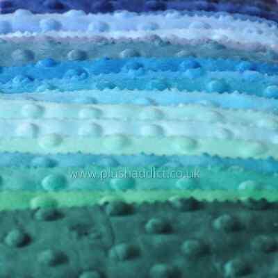 Shannon Cuddle Plush Smooth Amethyst Cuddle Per Metre