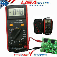 New Lcr Meter Lcd Capacitance Inductance Resistance Meter Self Discharge Measur