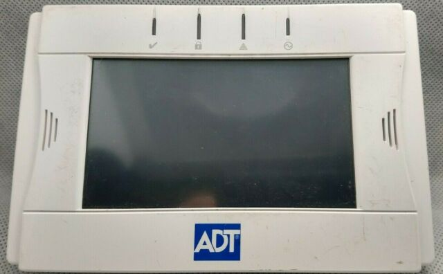 DSC WTK5504 2-Way Wireless Touchscreen Arming Station 4.3in Display ADT Branded