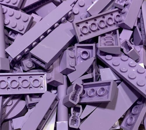 SORTED LOT RANDOM SELECTION CHOICE OF COLOR /& QTY LEGO 100 PIECES FROM BULK