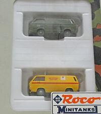 Roco  810: VW T3,  U.S.Army Fire Rescue  Set