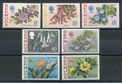 Bermuda Nr.311-317** Blüten ZuverläSsige Leistung Sonstige 259781