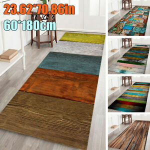 Home-Kitchen-Door-Mat-Machine-Washable-Home-Floor-Rug-Carpet-Non-Slip-Decor