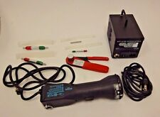 Coastal Cable Tools 727 Cable Stripper Newhall Pacific Crimper And Guage Kit