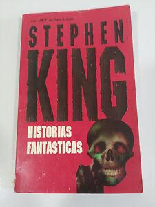 STEPHEN-KING-HISTORIAS-FANTASTICAS-LIBRO-PLAZA-amp-JANES-COLECCION-JET-186-PAGS