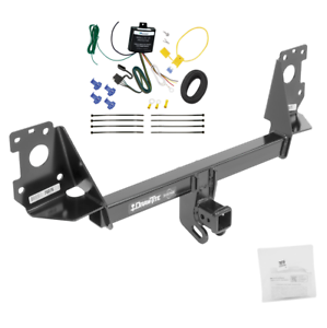 Details about Trailer Tow Hitch For 17-19 Audi Q7 All Styles Receiver on