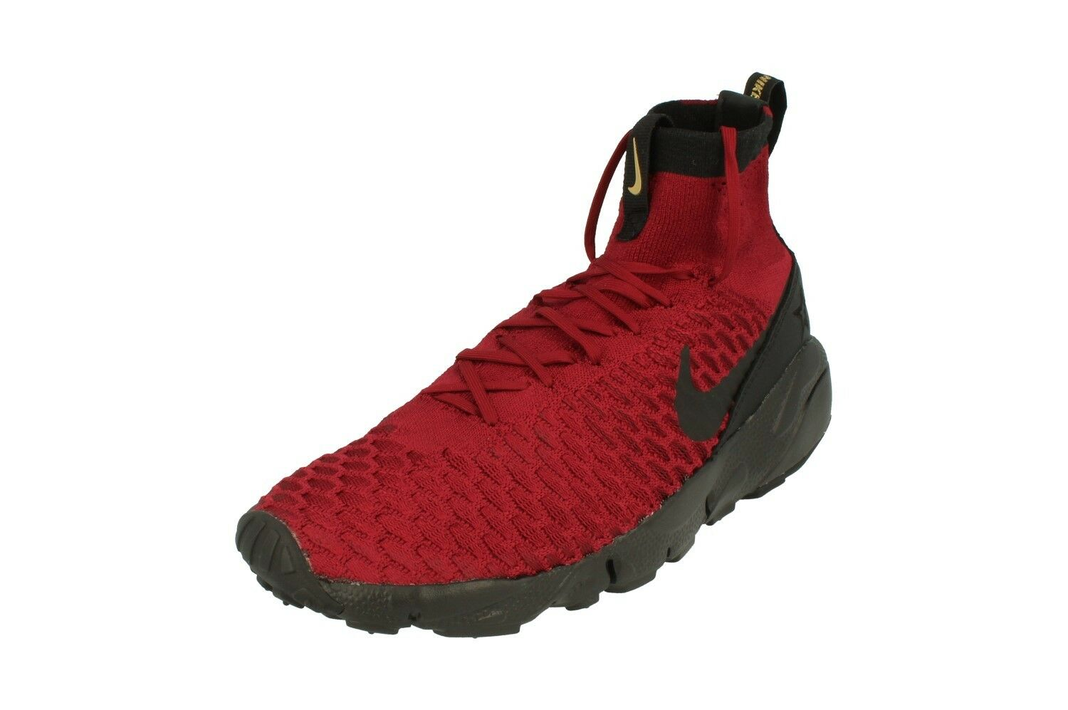 Nike air footscape magista fk fc Uomo hi top formatori 830600 scarpe scarpe 600