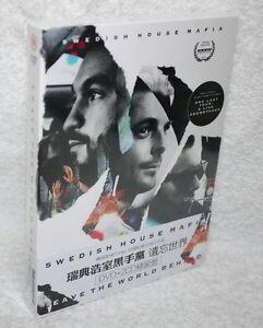 SWEDISH-HOUSE-MAFIA-LEAVE-THE-WORLD-BEHIND-Taiwan-Ltd-DVD-2-CD-w-OBI-digipak