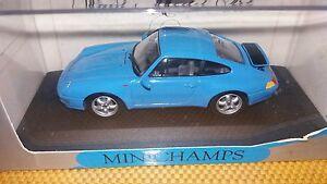 Minichamps-1-43-Porsche-911-Coupe-1993-blue