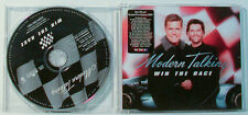 MODERN TALKING - WIN THE RACE -  MAXI CD (O43)