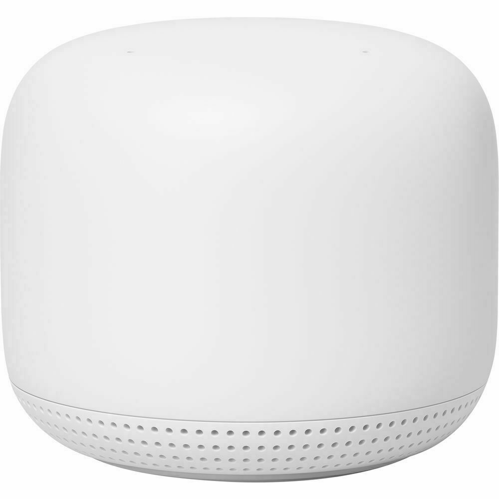 Google Nest Wifi Point - Snow. Buy it now for 99.99
