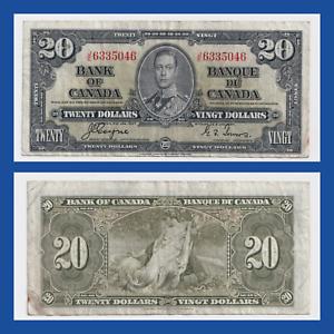 1937-20-Bank-of-Canada-Coyne-Towers-J-E-6335046-Fine
