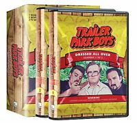Trailer Park Boys Dressed All Over Collection Dvd Box Set Brand Free Ship