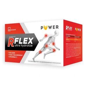 R-FLEX Ultra Hydrolize 30 Sachets COLLAGEN HYALURONIC ACID VIT C, HEALTHY JOINTS