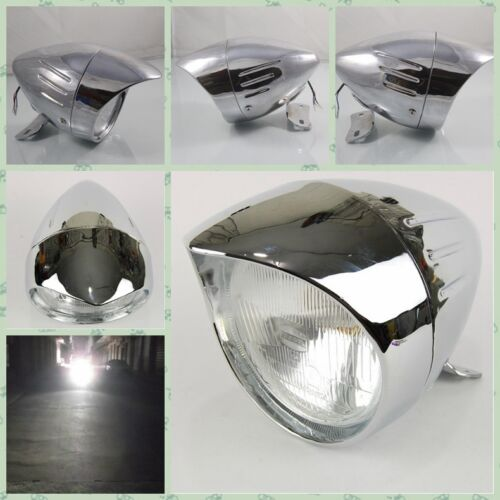 Headlight for Honda Shadow 1100 Spirit 600 VLX MAGNA 750 VTX 1300 1800 30cm