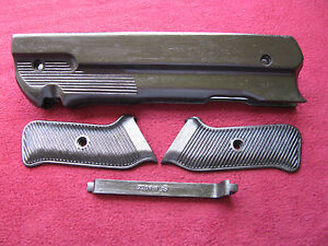 Details about WWII German BAKELITE FORE GRIP FOR MP40