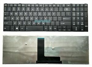 New-Toshiba-Satellite-C55-B5142-C55-B5166KM-C55-B5170-C55-B5196-Keyboard-US