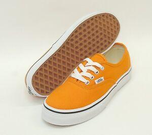 Vans Orange Classic Authentic Unisex