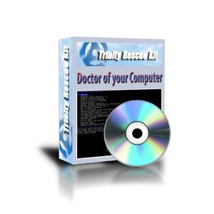 trinity rescue kit 3.4 reset password windows 10
