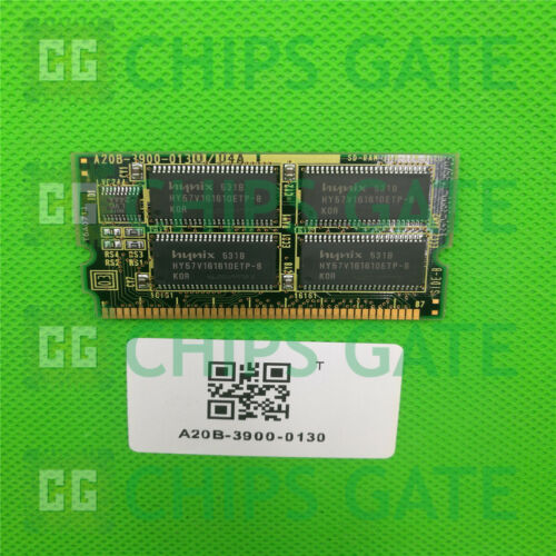 1PCS Used FANUC A20B-3900-0130 Tested in Good condition