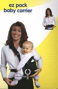 image is loading new ez pack baby infant hip carriers carrier  new ez pack baby infant hip carriers carrier front sling seat      rh   ebay