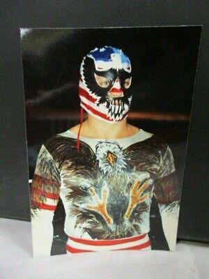 18 Vintage Professional Wrestling Wrestler Wwf Awa Gwf Color Photo Ebay