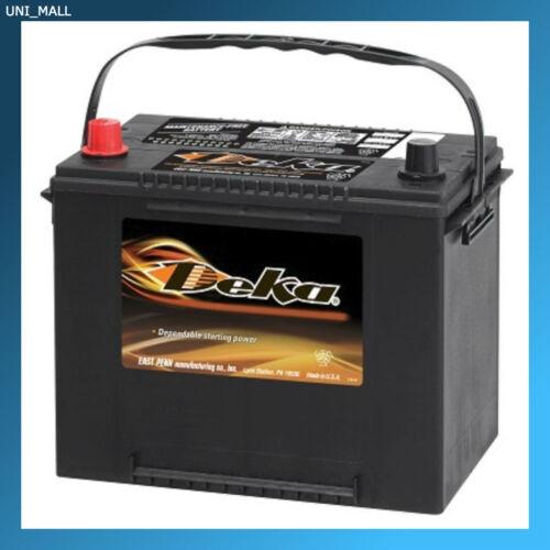 Group 24 DEKA GENUINE NEW 424MF Premium Battery 565Amp Cranking Power
