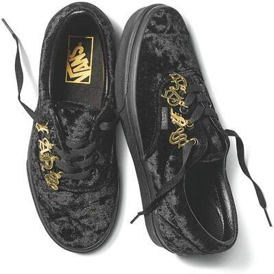 Vans Era Id Black Velvet Women's