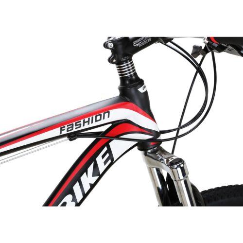 Eurobike X1 Mountain Bike 27.5 inches Wheels 21 Speed Complete Bicycle Mens MTB