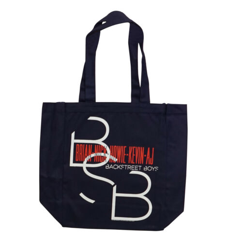 Backstreet Boys Connection Canvas Tote Bag