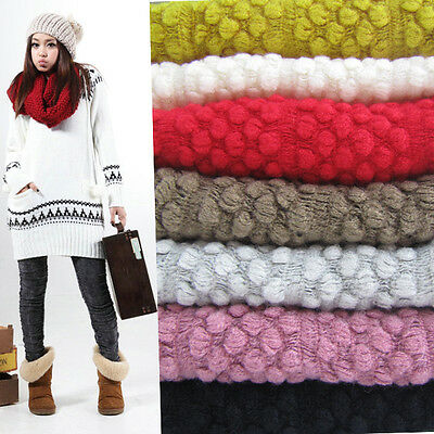 NEW Fashion Women Warm Knit Neck Circle Wool Cowl Snood Long Scarf Shawl Wrap