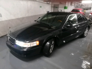 Cadillac sts 2003