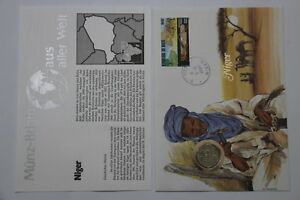 NIGER-WEST-AFRICAN-STATES-50-FRANCS-1990-COIN-COVER-A98-53