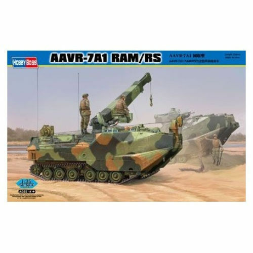 Hobbyboss 82417 1 35th scale AAVR-7A1 RAM RS
