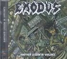 Another Lesson in Violence 0727701787329 by Exodus CD