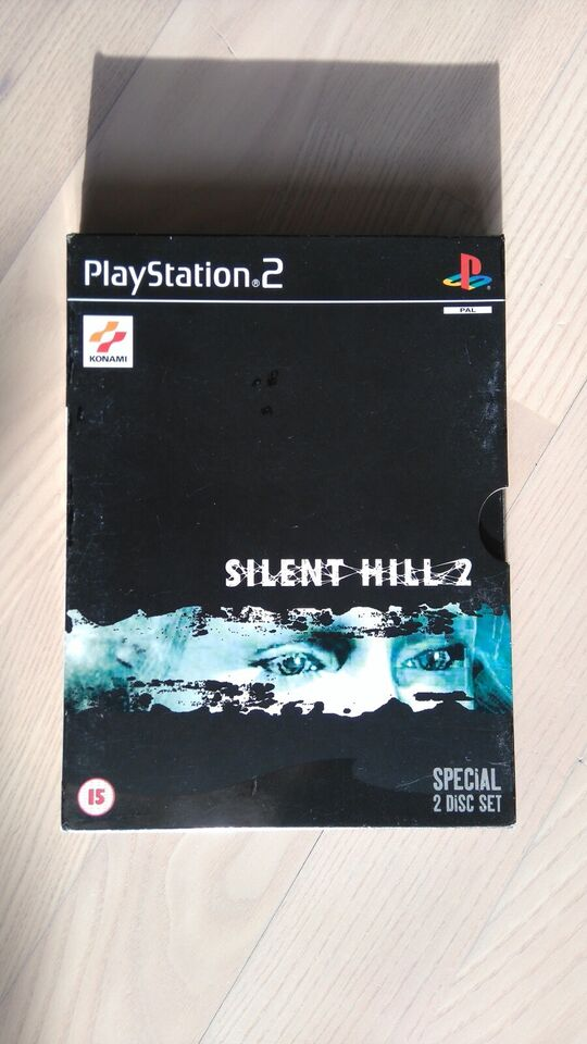 Silent Hill 2 Special, PS2, adventure