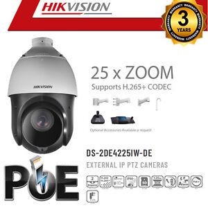 Hikvision-DS-2DE4225IW-DE-2MP-HD-1080P-25X-Zoom-CCTV-HD-External-IP-PTZ-Camera