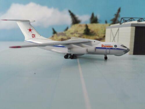 "Herpa Wings 1:500 526746 Russian Air Force Ilyushin il-76 /""Marshal skrypko/"""