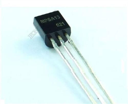 20 Stücke BIS-92 Darlington Transistor MPSA13 Npn 0.5A 30 V Neue Ic nm