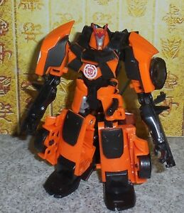 Transformers Robots in Disguise Sideswipe complet Guerrier RID 2015