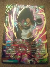 Black Masked Saiyan Splintering Mind Foil P-075 Dragonball Super Card Game