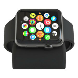 ElevationLab Night Stand for Apple Watch - Black