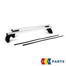 BMW Genuine Aluminium Lockable Roof Bars Rack Support E81//E87//E90 82710403104