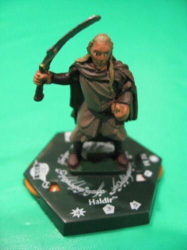 "LOTR TMG Combat Hex FE 075 Haldir /""RARE/"""