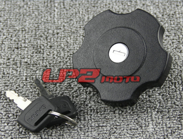 Fuel Gas Tank Cap Cover Lock &Key for Yamaha DT230  1997-1998